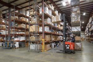 Bldg 1 Racking_Forklift Kirk 2